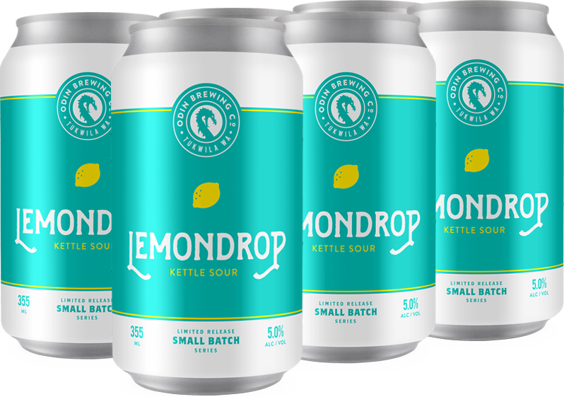 Odins Lemondrop Kettle Sour