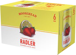 Moosehead Strawberry Lemonade Radler