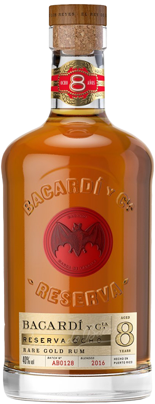 Bacardi - 8 Year Old